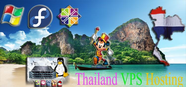 Thailand Hosting Server