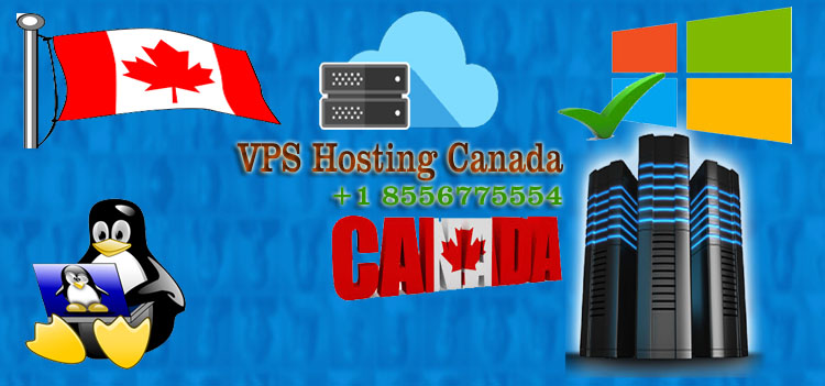 VPS Hosting Canada